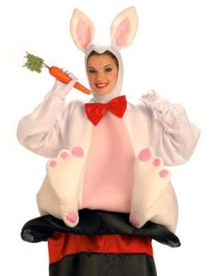 Magic Hat Bunny Women's Fancy Dress Costume