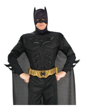 The Dark Knight Rises Men's Batman Muscle Chest Costume