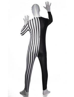 Happy Clown Adult's Budget Skin Suit Costume