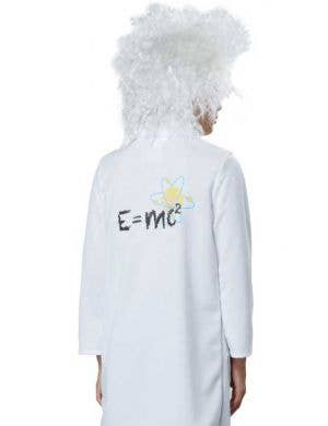 Albert Einstein Boys Fancy Dress Costume