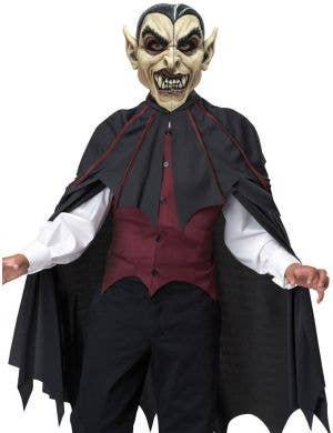 Bloodthirsty Vampire Boys Halloween Costume