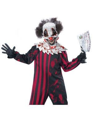 Killer Klown Boys Halloween Costume