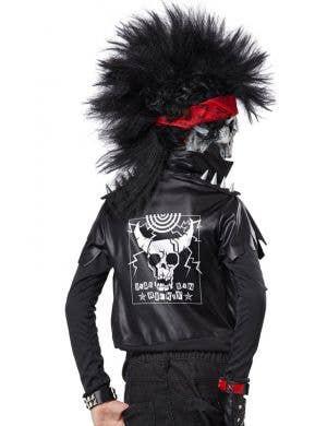 Dead Man Rockin' Boys Halloween Costume
