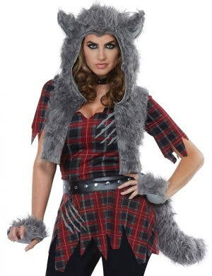 She-Wolf Women's Werewolf Halloween Costume
