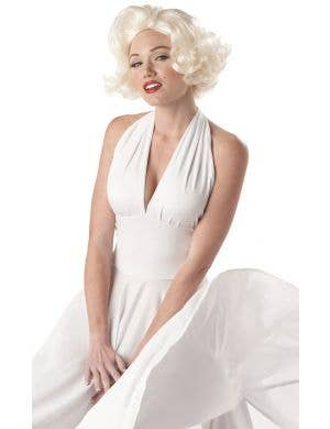 Marilyn Monroe Sexy Women's Fancy Dress Costume