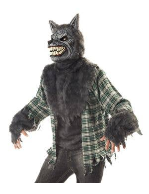 Full Moon Madness Men's Halloween Costume