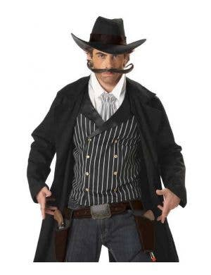 Gunfighter Men's Wild West Costume