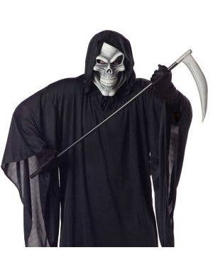 Grim Reaper Men's Plus Size Halloween Costume