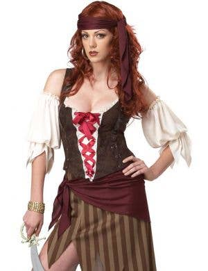 Buccaneer Beauty Sexy Women's Pirate Costume