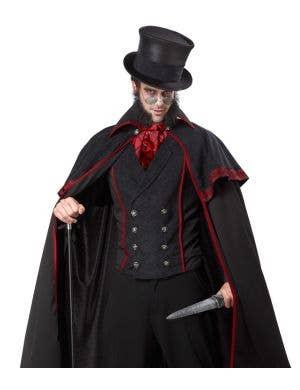 Jack The Ripper Men's Halloween Costume