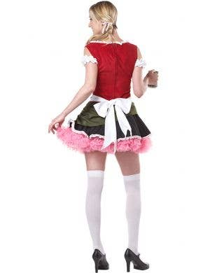Bavarian Bar Maid Sexy Women's Oktoberfest Costume
