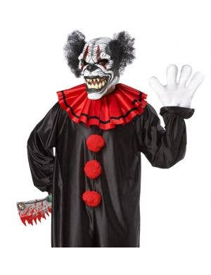 Last Laugh The Clown Men's Halloween Costume
