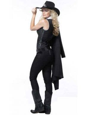 Round 'Em Up Sexy Women's Sheriff Costume