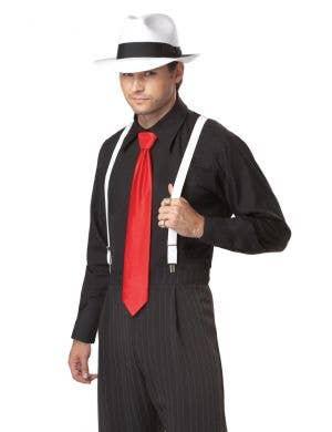 Mob Boss Men's Gangster Costume