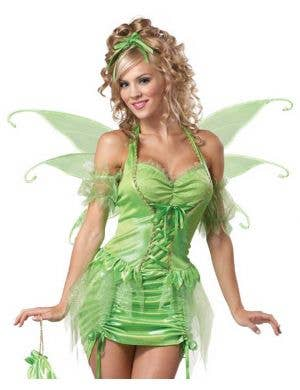 Tinkerbell Fairy Sexy Women's Costume
