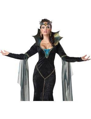 Evil Sorceress Women's Halloween Costume