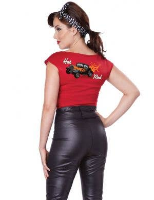 Hot Rod Honey Women's 50's Costume