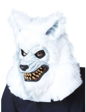 White Lycan Men's Werewolf Costume