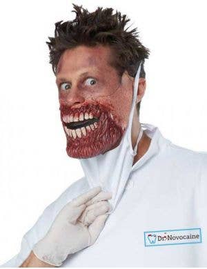 Dr. Novocaine Men's Zombie Horror Costume
