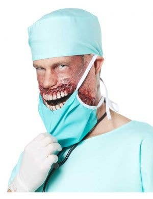 Doctor Bloodbath Men's Halloween Zombie Costume