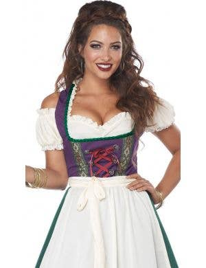 Bavarian Beer Maid Women's Oktoberfest Costume