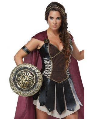 Glorious Princess Gladiator Women's Fancy Dress Costume