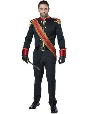 Storybook Dark Prince Royal Fairytale Men's Costume
