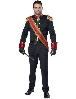 Storybook Dark Prince Royal Fairytale Men's Costume