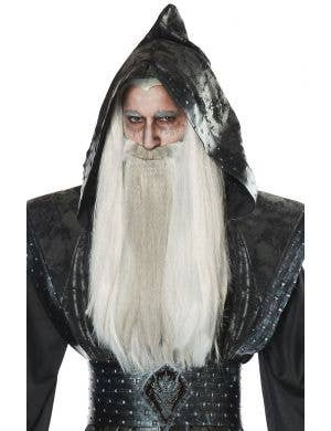 Dark Wizard Men's Halloween Costume