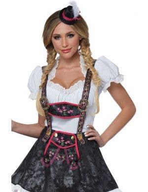 Flirty Fraulein Women's German Oktoberfest Barmaid Costume