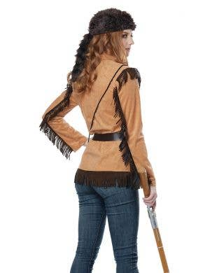 Frontier Lady Women's Colonial Costume