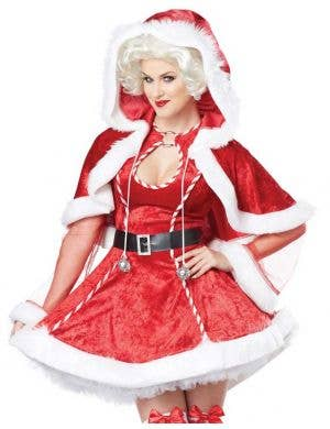 Mrs. Claus Sexy Women's Christmas Costume