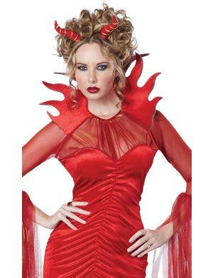 Devilish Diva Sexy Women's Halloween Costume