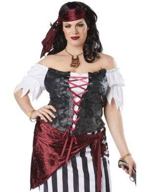 Pirate Beauty Women's Plus Size Sexy Costume