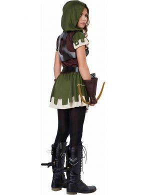 Miss Robin Hood Teen Girl's Archer Costume