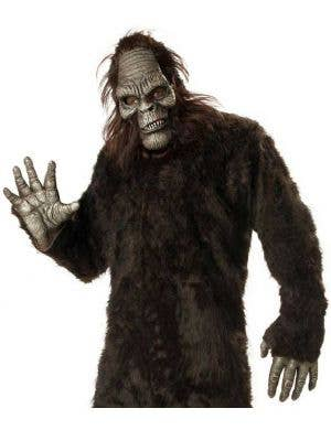 Big Foot Men's Plus Size Halloween Costume