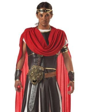 Roman Gladiator Sword and Sheath Set