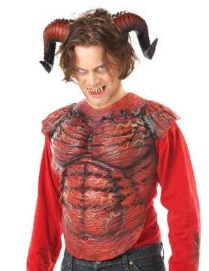 Demon Horns and Teeth Halloween Set