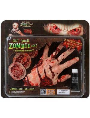 Devoured Hand Zombie Halloween Effects