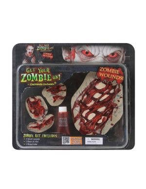 Bloody Ribs Halloween Makeup Kit
