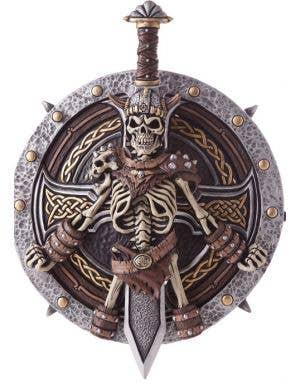 Viking Lord Shield And Sword Set