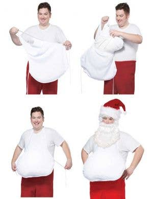 Father Christmas Belly Stuffer