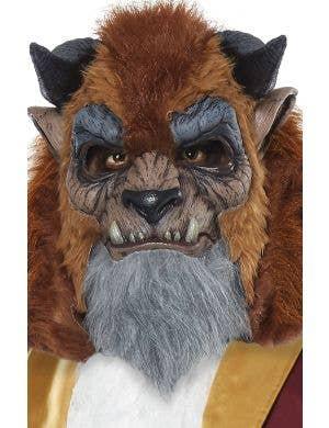 Storybook Beast Adult's Fairytale Costume Mask