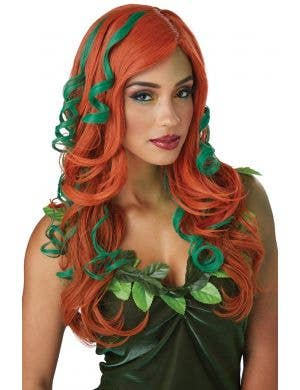 Root of All Evil Women's Halloween Costume Wig