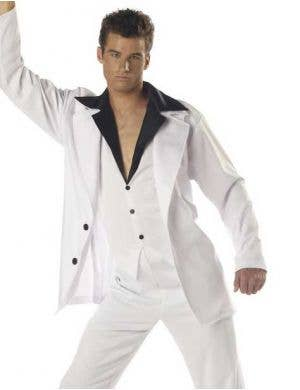 Disco Dude Men's Saturday Night Fever Costume