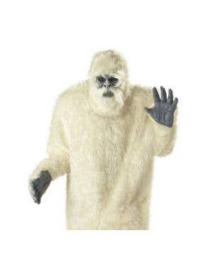Abominable Snowman Men's Halloween Costume
