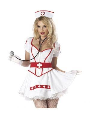 Nurse Heart Breaker Sexy Women's Costume
