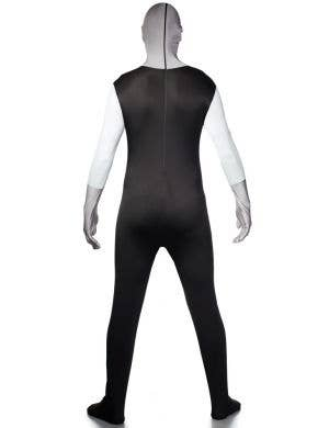 Investigator Adult's Policeman Budget Skin Suit Costume