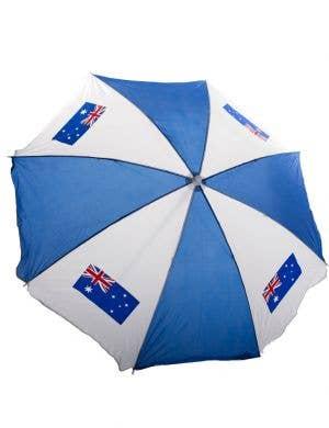 Australian Flag Beach Umbrella