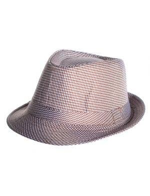 Deluxe 1960's Fedora in Brown